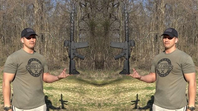 Lightest AR-15 Ever ??? (V Seven Enlightened AR-15)