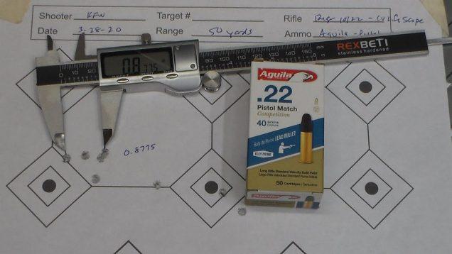 Mr. Revolverguy 22lr Challenge – Irons and Scope