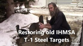 Old IHMSA Targets Found and Restored