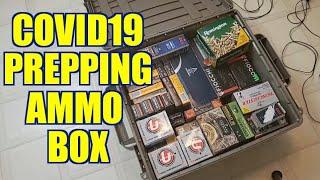 Prepping Ammo Box