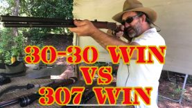 307 Win versus 30-30 Win in the Model 94 Winchester