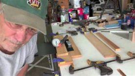 Kydex Cheek Riser Build   Part 1