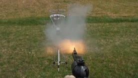 Testing Reloads for the Ruger Blackhawk in 44 Magnum