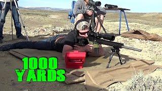 1000 Yard AR 15 223 WYLDE