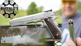 10mm 100 yard Ballistics! ~ Underwood XTP