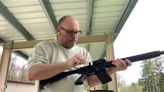 50 Beowulf at the range function test 2