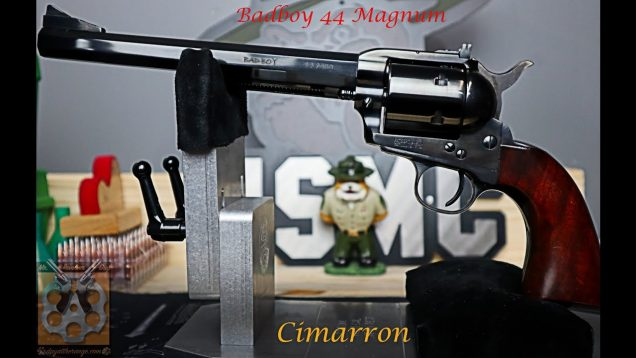 Cimarron BadBoy: The Secret Revealed
