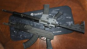 Comparing the AK-47 and AR-15. Facts, fiction, myths and opinions
