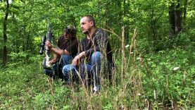 Dangerous hunts: Tracking the elusive man eating squirrel