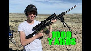 DG 1000 Yard AR 15 223 Wylde
