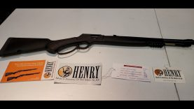 First Shots:  Henry Big Boy X .357