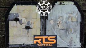 Level 4 Plate Carrier Insert Dissection ~ Innards vs Handgun Rounds