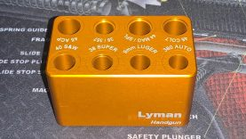 Lyman ammo checker