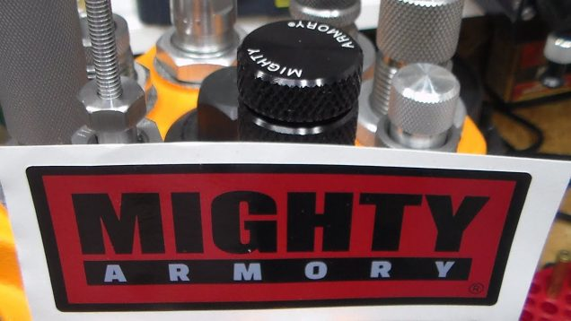 Mighty Armory Decapping Die