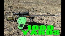 MW 1000 Yard Zombie Kill 7 Rem Mag
