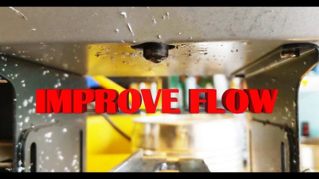 QuickTip #10 Improving Flow on a Plugged Spout