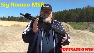 Romeo MSR and AR15