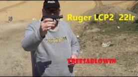 Ruger LCP2 22lr