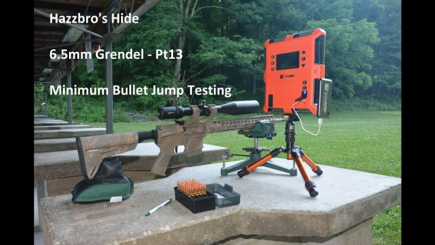 6.5mm Grendel Pt13 – Max OAL and Testing
