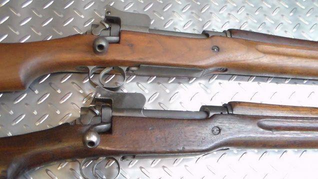 Shooting the Eddystone US Model of 1917