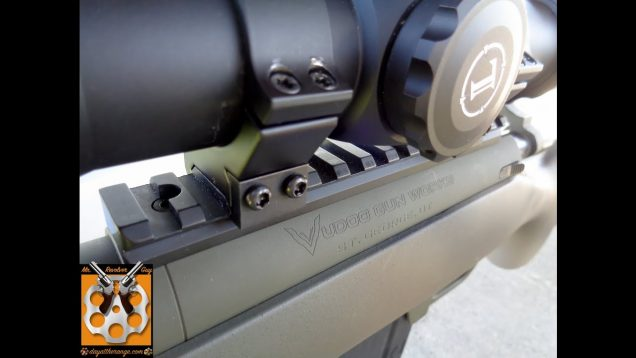 Vudoo Gunworks 22LR Challenge