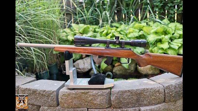 ✨ Lothar Walther CZ455 Barrel: First Shots Fired✨