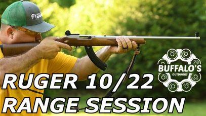 Ruger 10/22 Range Time