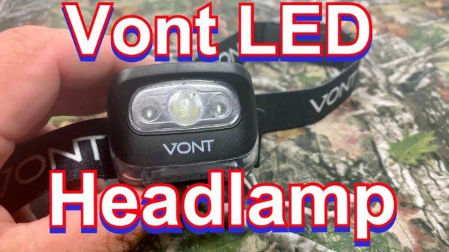 Vont Spark LED Headlamp